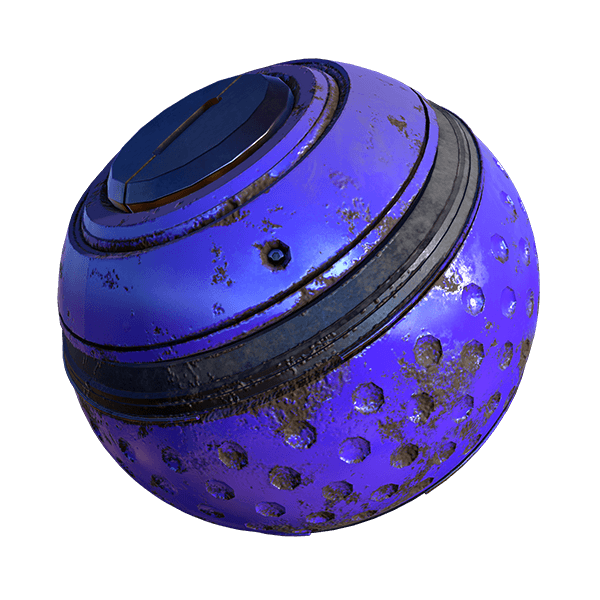 Ark PBR Shader Ball